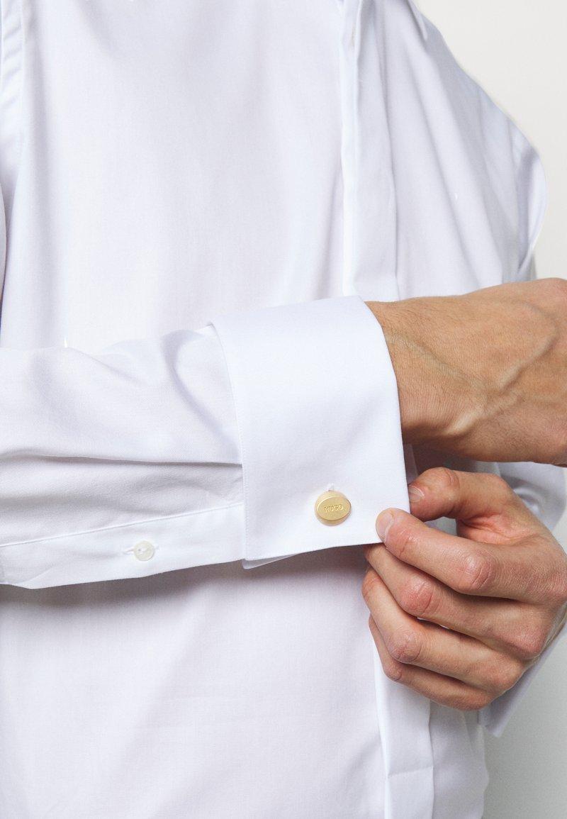 HUGO - CLASSIC - Boutons de manchette - gold-coloured