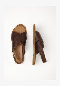 Inuovo - Sandaler - mntrl brown nbr - 1