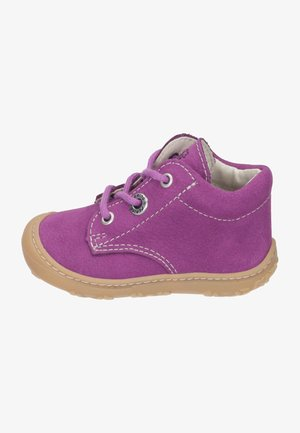 Baby shoes - violett
