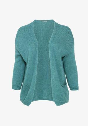 Vest - emerald green