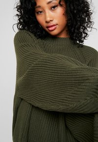 Monki - GITTY  - Jumper - khaki - 5