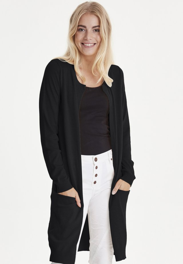 PZSARA  - Cardigan - black