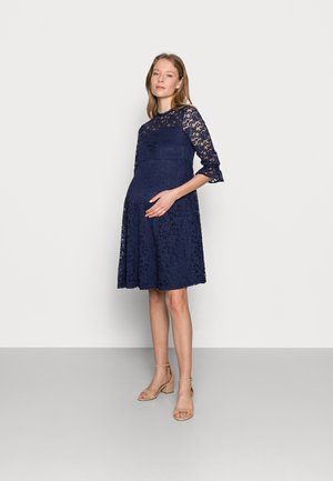 OCCASION DRESS - Cocktailjurk - navy