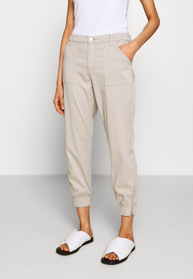 ARKIN ZIP ANKLE  - Stoffhose - driftwood