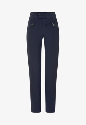 LINDY - Trousers - schwarz-blau