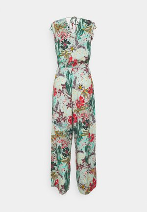 Jumpsuit - gardenia vert