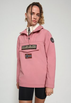 RAINFOREST SUMMER - Windbreaker - mesa rose