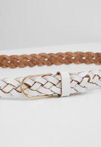 Vanzetti - Braided belt - white - 4