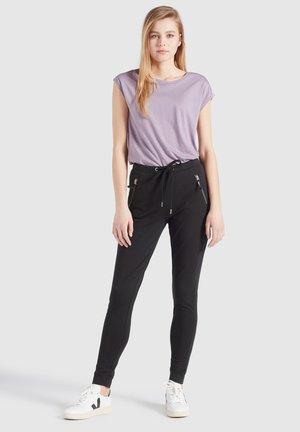 ALENIA - Pantaloni sportivi - schwarz
