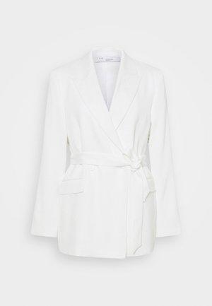 JEKKE - Short coat - ecru