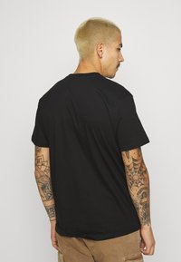 STAPLE PIGEON - 1997 LOGO TEE UNISEX  - Print T-shirt - black - 2