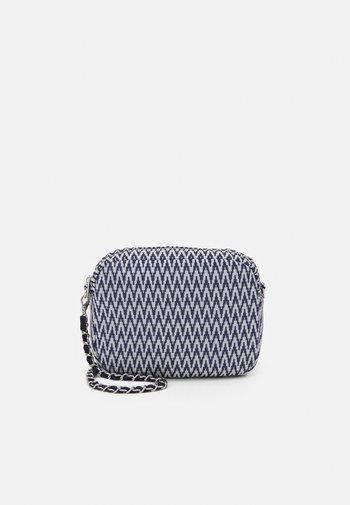 TACK PAYA BAG - Across body bag - classic navy