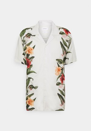 PLACEMENT RESORT - Camisa - off white