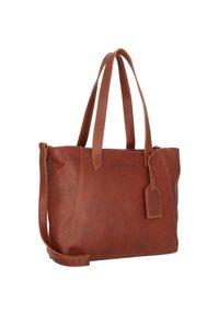 Cowboysbag - Handbag - cognac - 2