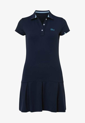 Sports dress - navy blau