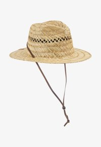 Quiksilver - JETTYSIDE HATS - Hat - natural - 1