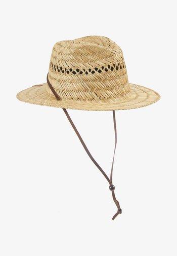 JETTYSIDE HATS - Chapeau - natural