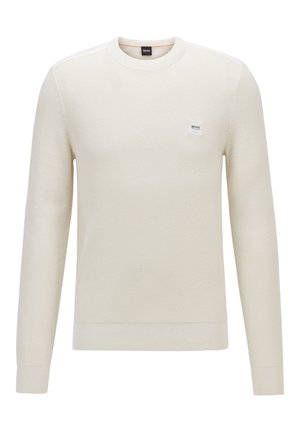 AMPAGNE - Sweatshirt - light beige