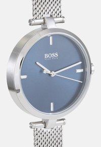 BOSS - MAJESTY - Watch - silver-coloured/blue - 3