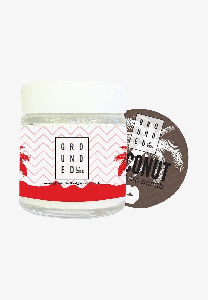 Grounded - LIP SCRUB - Lip scrub - coconut
