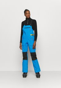 The North Face - TEAM KIT  - Snow pants - blue/yellow - 0