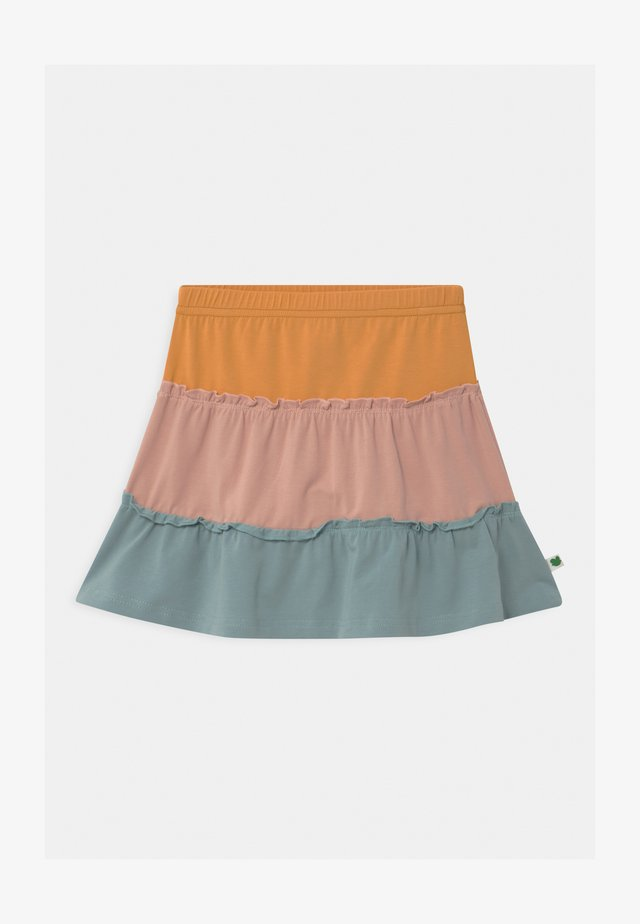 ALFA LAYER - A-line skirt - mango