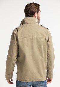 DreiMaster - Summer jacket - brown - 2