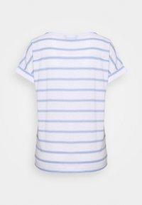Marks & Spencer London - STRIPE - Print T-shirt - blue - 1