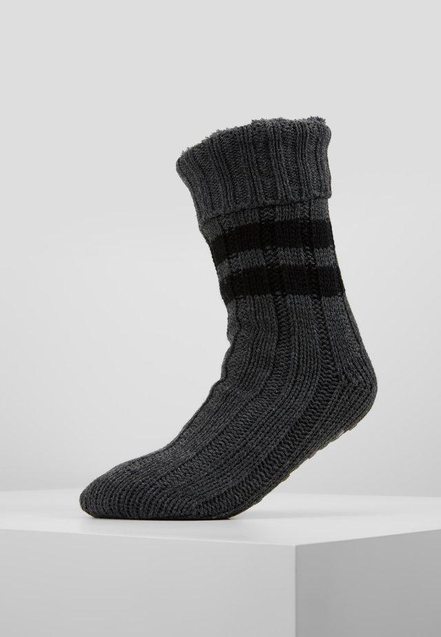 Socks -  dark gray