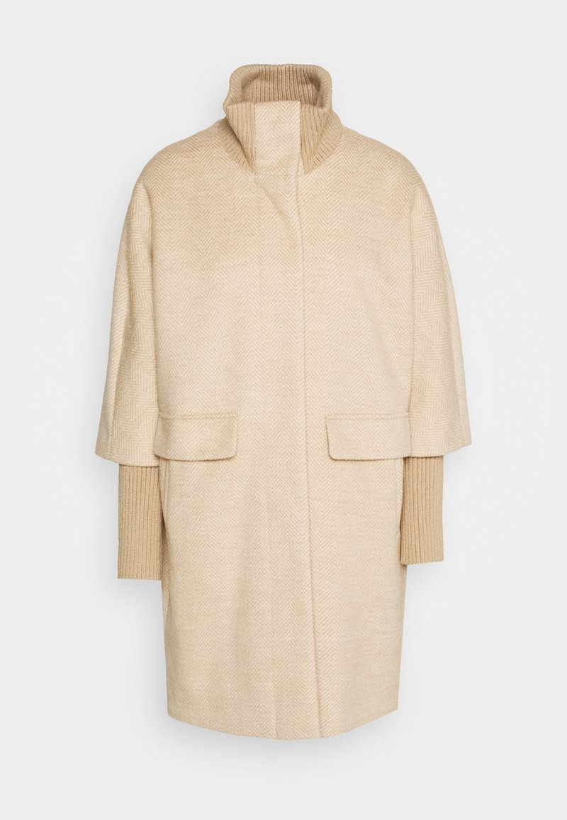 comma - LANGARM - Classic coat - camel