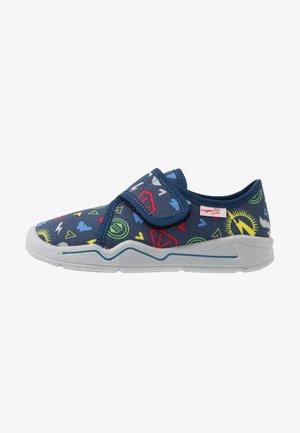 BENNY - Domácí obuv - blau