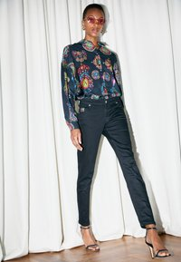 Versace Jeans Couture - Jeans Skinny Fit - black denim - 2