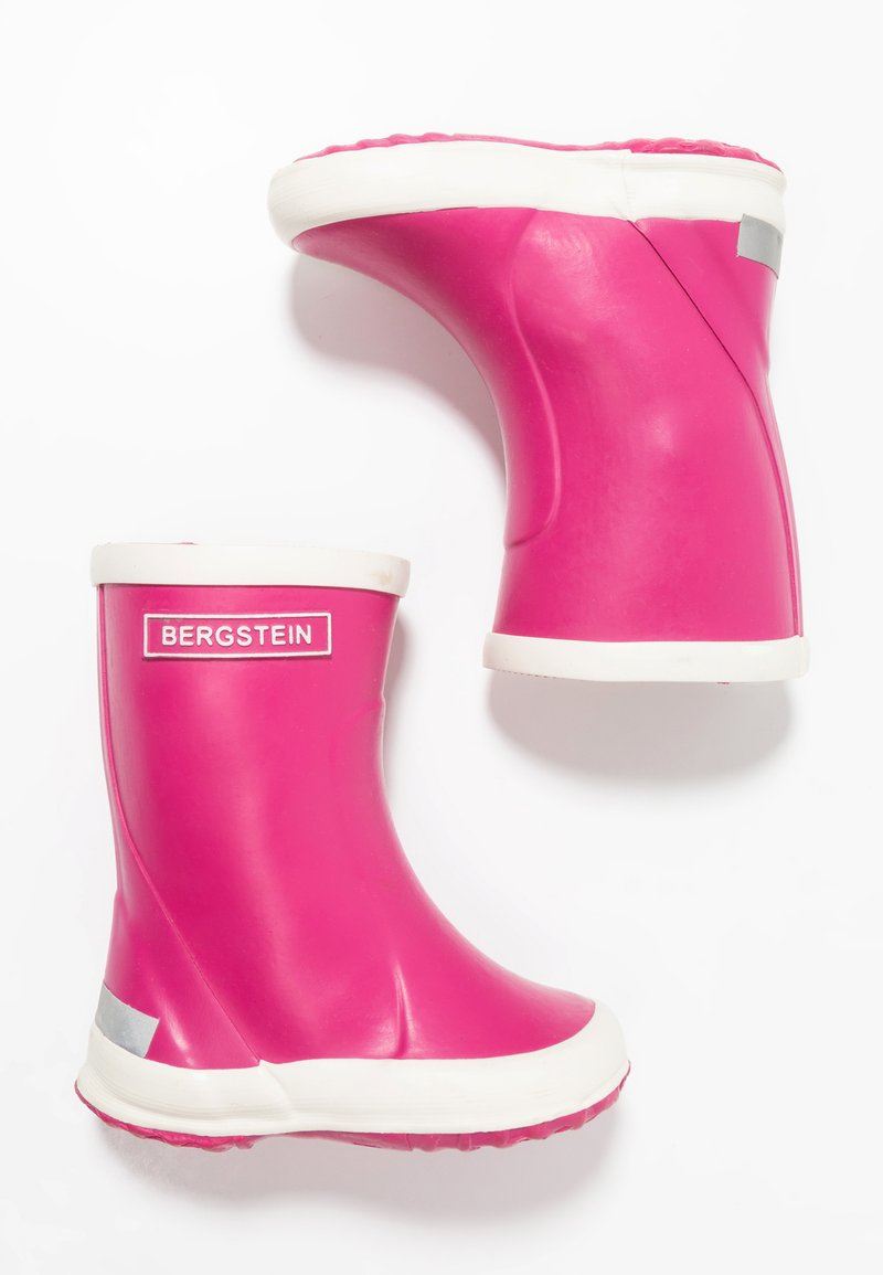 Bergstein - RAINBOOT - Gummistøvler - fuxia