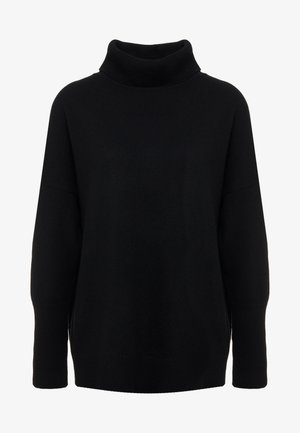 THE RELAXED - Jumper - black