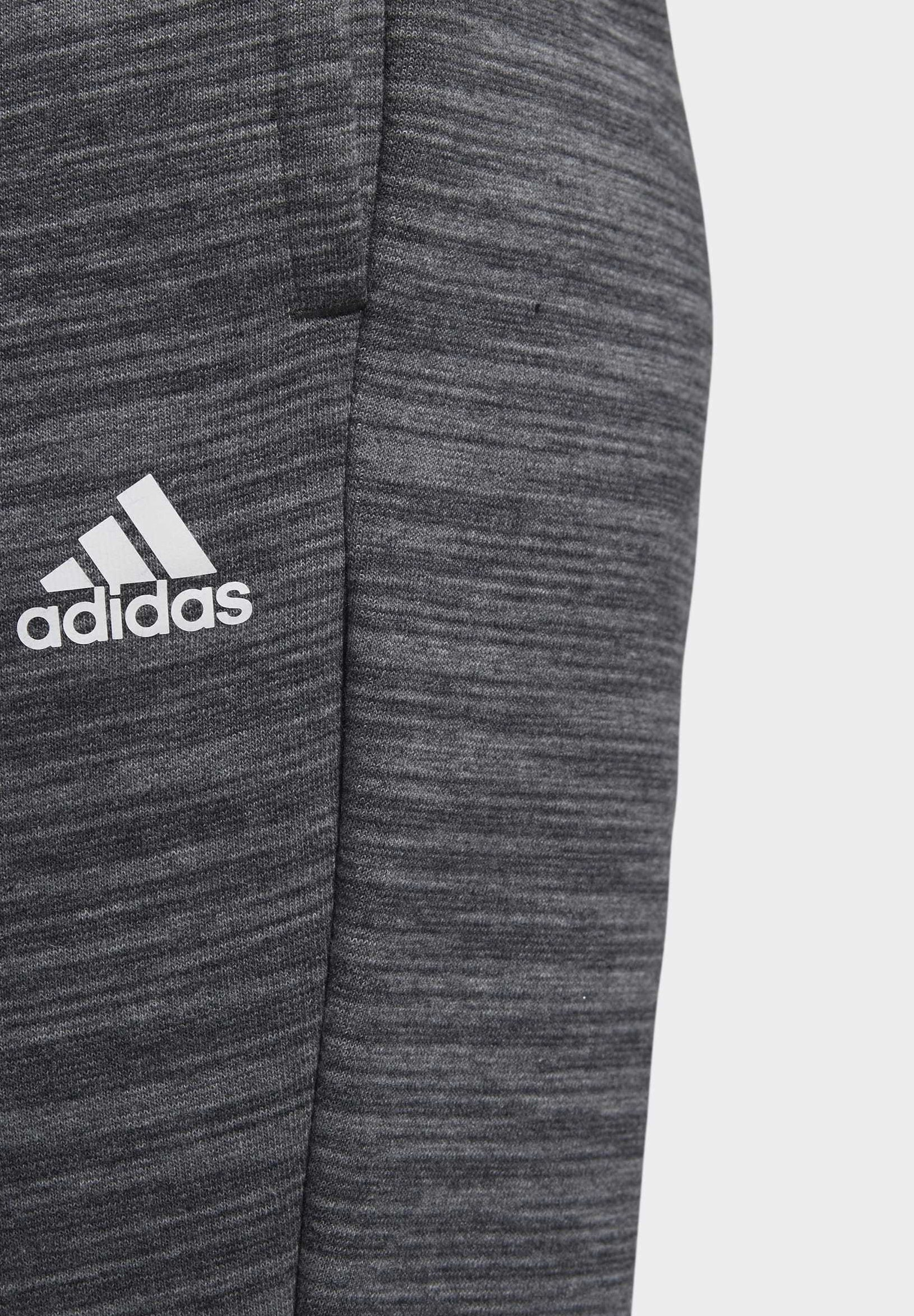 adidas Performance ESSENTIALS TAPE JOGGERS - Tracksuit bottoms - grey GTbC9