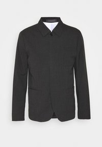 Selected Homme - SLHREG JEFF HYBRID - Blazer jacket - dark grey melange - 3