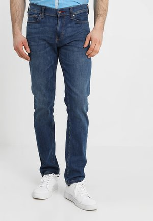 VEGAS - Slim fit jeans - super stone washed