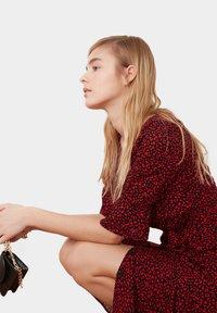 Trendyol - Shirt dress - red - 4