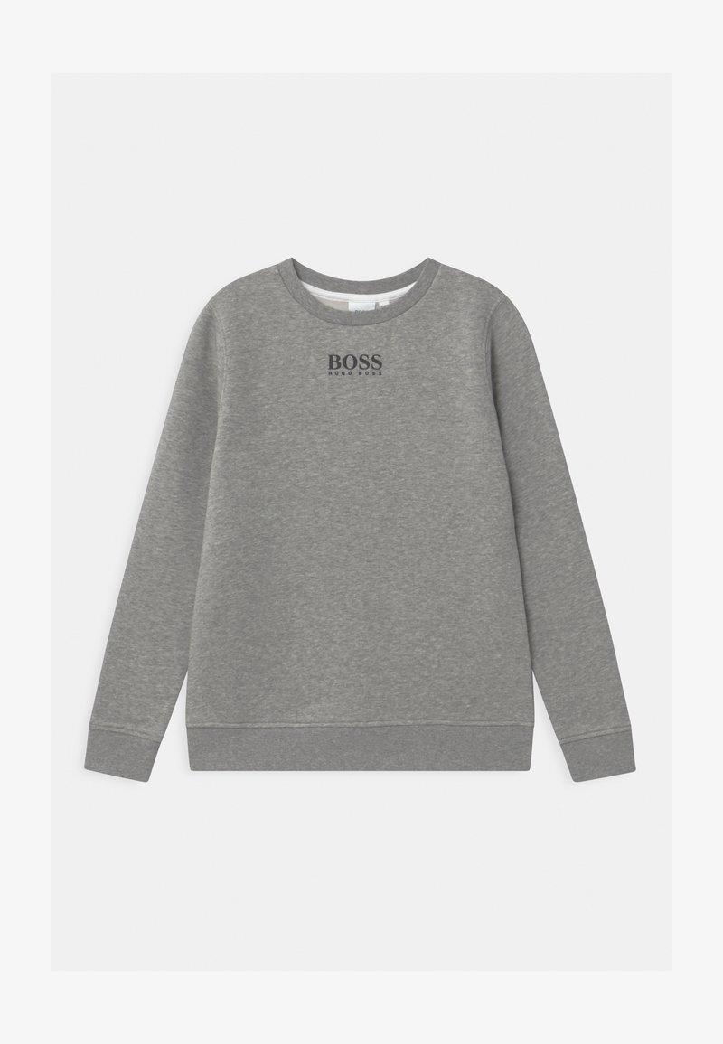 BOSS Kidswear - Sweatshirt - grey