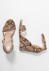 Madden Girl - WILLOOW - High heeled sandals - brown - 3