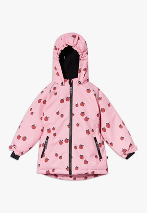 WINTER GIRL APPLE - Winter jacket - sea pink
