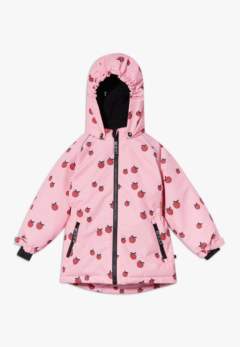 Småfolk - WINTER GIRL APPLE - Winter jacket - sea pink