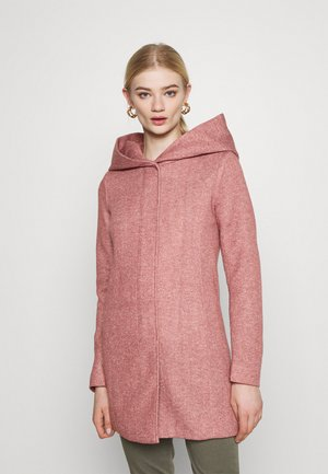 ONLSEDONA - Short coat - apple butter/melange