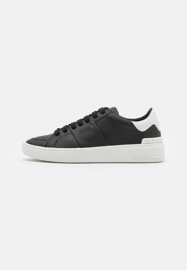 VERONA STRIPE SMART - Sneakers basse - black
