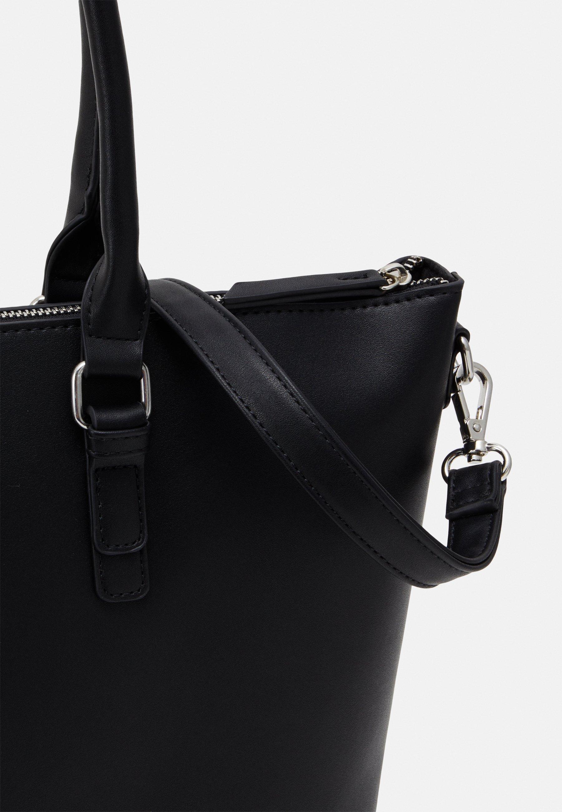 Even&Odd Shoppingveske - black/svart li73aPmubocWgu7