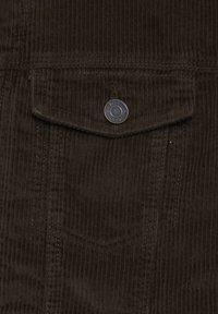Blend - OUTERWEAR  - Spijkerjas - dark earth brown - 5