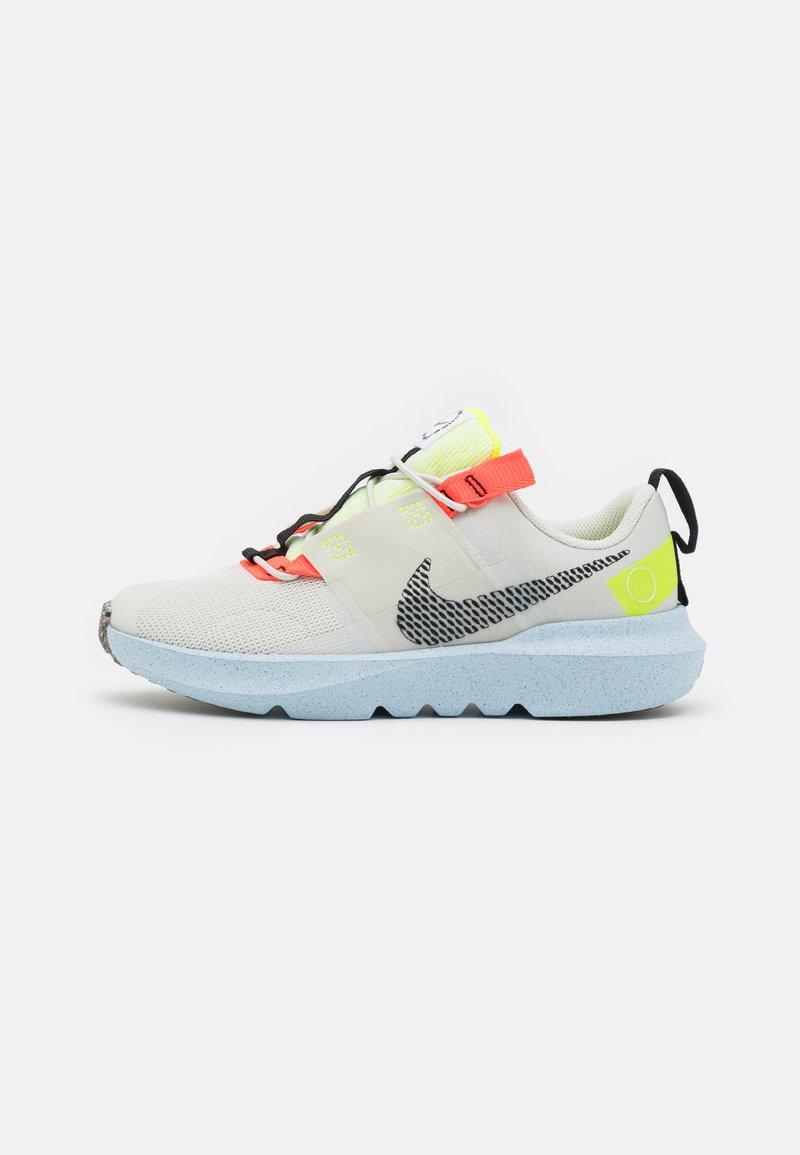 Nike Sportswear - CRATER IMPACT UNISEX - Sneakers basse - light bone/black/stone/bright crimson/chambray blue