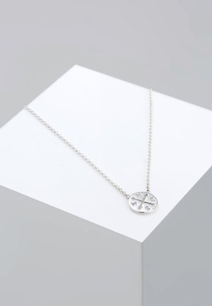 KOMPASS - Halsband - silver-coloured