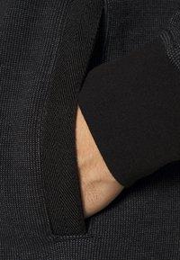 s.Oliver - Zip-up hoodie - black - 6