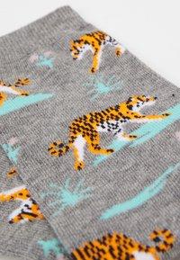 Wild Feet - TIGER SOCKS 3 PACK - Sokken - multi-coloured - 1